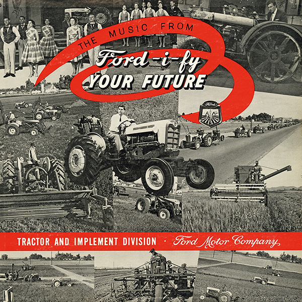 Ford Tractor, 1959