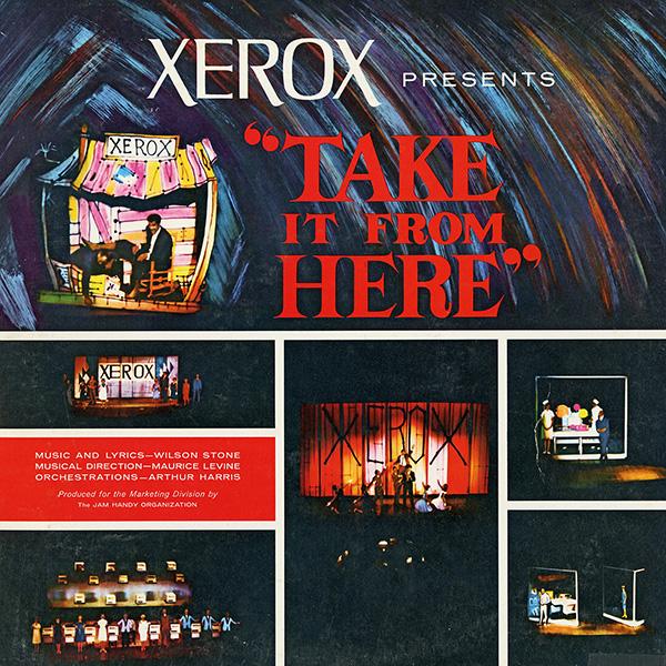 Xerox, 1963