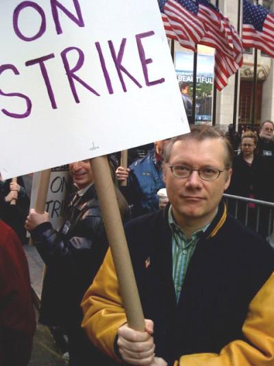 On Strike!